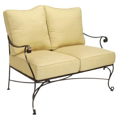 canap d 39 angle en fer forg. Black Bedroom Furniture Sets. Home Design Ideas