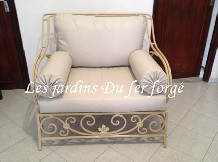 Salon De Jardin En Fer Forge Marocain. Excellent Salon De Jardin En ...